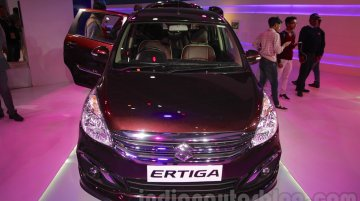 Maruti Ertiga Limited Edition - Auto Expo 2016
