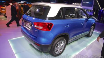 """No need of SHVS"" in Maruti Vitara Brezza, says R&D head - IAB Report"