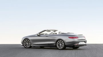 Mercedes S-Class Cabriolet - Reinventing open-top luxury*