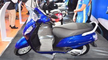 Suzuki Access 125 to be exported to Nepal and Sri Lanka - Report