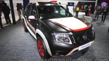 Nissan Terrano Special, Nissan Terrano T20, Nissan Micra Active T20 editions - Auto Expo 2016