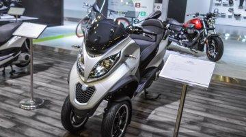 Aprilia 160cc maxi-scooter heading to India – Report