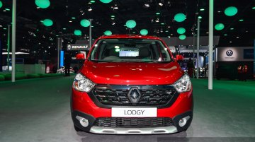 Renault Lodgy World Edition - Auto Expo 2016