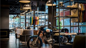 Royal Enfield inaugurates first showroom in Thailand - IAB Report