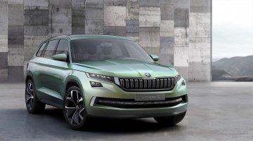 Skoda VisionS SUV concept revealed ahead of Geneva premiere - IAB Report