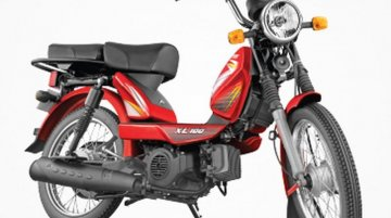 TVS XL 100 launched in Gujarat, WB, Assam, Orissa