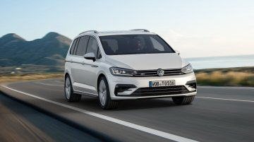 VW Touran R-Line launched - UK