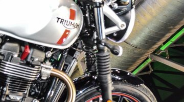 Triumph Bonneville Street Cup, Bonneville T100 coming in 2017 - Report