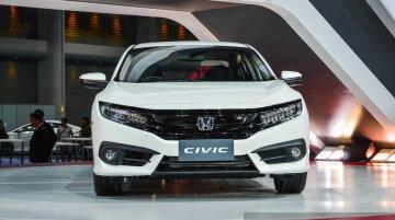 2016 Honda Civic and Civic RS (ASEAN-spec) - 2016 Bangkok Live