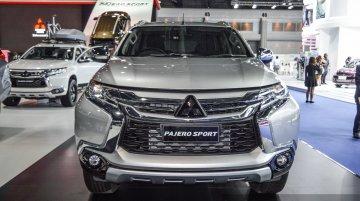 India-bound 2016 Mitsubishi Pajero Sport - 2016 Bangkok Live