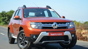 Renault Duster prices slashed by up to INR 1 lakh