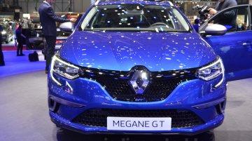 2016 Renault Megane Estate GT - Geneva Motor Show Live