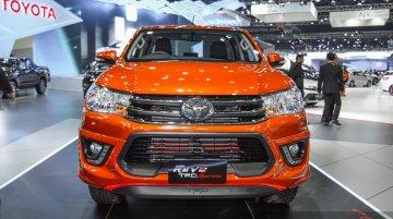 2016 Toyota Hilux Revo TRD Sportivo - 2016 Bangkok Live
