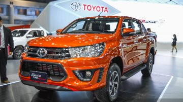 Next gen Toyota Hilux could get hybrid powertrain - Report