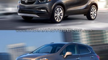 2017 Buick Encore vs 2013 Buick Encore - Old vs New