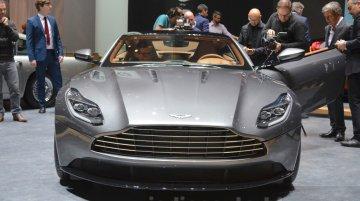 Aston Martin DB11 - 2016 Geneva Motor Show Live