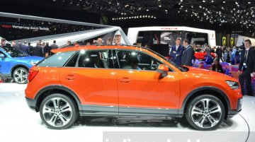 Audi mulling over hotter Audi Q2 for growing 'SQ' range