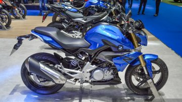 BMW G310R will not be launched in India this April - Report