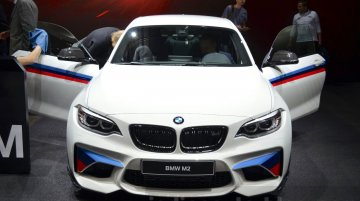 BMW M2 with M Performance Parts - Geneva Motor Show Live