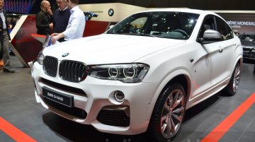 BMW X3 M coming in 2018, BMW X4 M in 2019 - Report