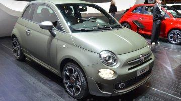 Fiat 500S - Geneva Motor Show Live