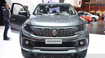 Fiat Fullback pickup truck - Geneva Motor Show Live