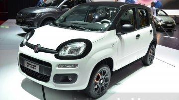 Fiat Panda 4X4 Cross, Fiat Kung-Fu Panda - Geneva Motor Show Live