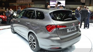 Fiat Tipo Estate - Geneva Motor Show Live