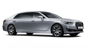 Genesis EQ900L introduced, targets Mercedes-Maybach S-Class - Report
