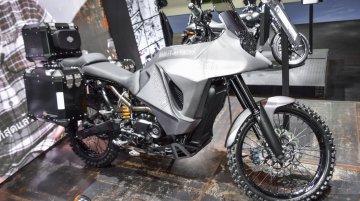 Harley Davidson 750 Stealth (Adventure Custom) - 2016 Bangkok Live