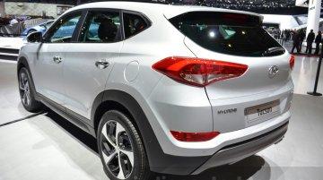 Hyundai Tucson 1.7L Diesel with 7-DCT announced - IAB Report