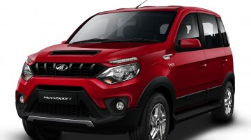 Mahindra NuvoSport to come in 6 variants