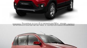 Mahindra NuvoSport vs Mahindra Quanto - Old vs New