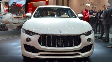 Maserati Levante – Geneva Motor Show Live