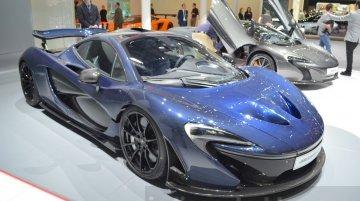 McLaren P1 & McLaren 675LT Spider from MSO - Geneva Motor Show Live