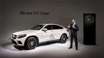 5 little known things of the Mercedes GLC Coupe
