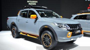 Mitsubishi L200 GEOSEEK Concept, Mitsubishi ASX GEOSEEK Concept - Geneva Motor Show Live