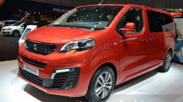 Peugeot Traveller, Peugeot Traveller iLab Concept - Geneva Motor Show Live