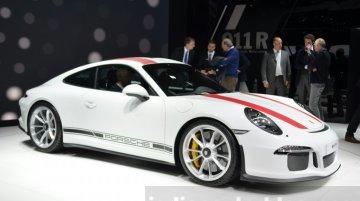 Porsche 911 R - Geneva Motor Show Live