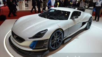 Rimac Concept_S showcased at Geneva Show - IAB Report