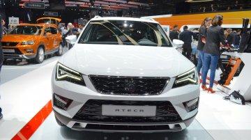 Seat Ateca - Geneva Motor Show Live