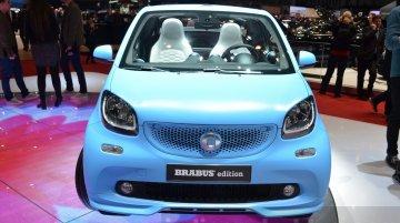 Smart fortwo Cabrio Brabus edition - Geneva Motor Show Live