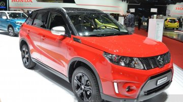 Coupe version of the Suzuki Vitara mooted - Report