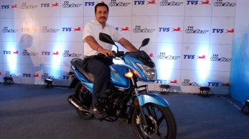 New TVS Victor launched in Uttar Pradesh at INR 51,400
