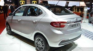 Tata Kite 5 sedan to launch in April 2017 - Report