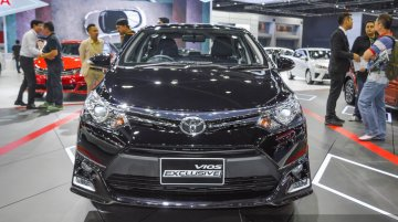 Toyota Vios Exclusive edition - 2016 Bangkok Live