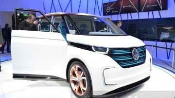 VW Budd-e Concept - Geneva Motor Show Live