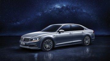 VW Phideon flagship sedan announced for China - IAB Report