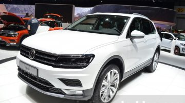 VW Tiguan to arrive in showrooms across India this May - Report