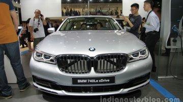 2016 BMW 740Le xDrive - Auto China Live